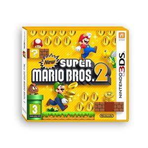 JEU 3DS NEW SUPER MARIO BROS 2 / Jeu console 3DS