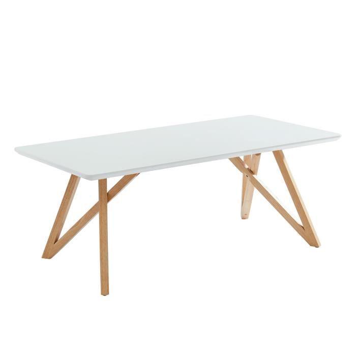 Table basse scandinave chez CDiscount