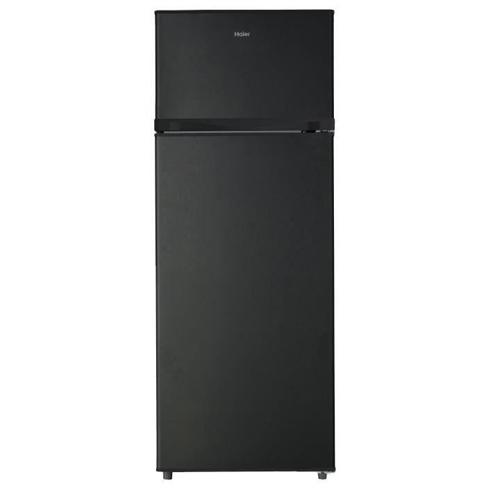 HAIER HRFK-250DAAB - Réfrigérateur congélateur haut - 206L (166+40) - Froid statique - A+ - L 55cm x