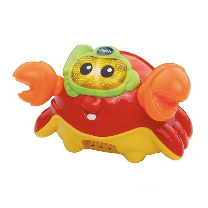 VTECH - TUT TUT MARINS - Pikou le Crabe Pince-Tout