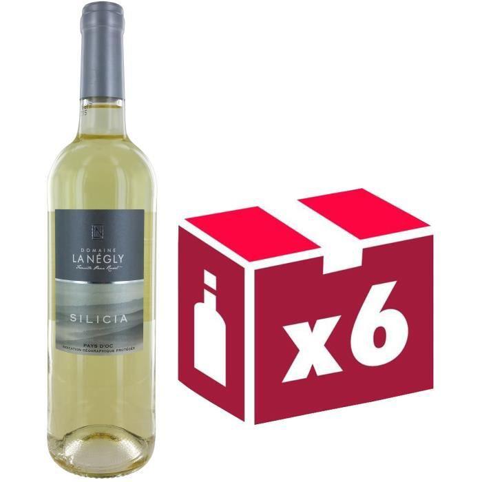 Domaine La Négly 2015 IGP Pays d'Oc - Vin blanc - 75 clVIN BLANC