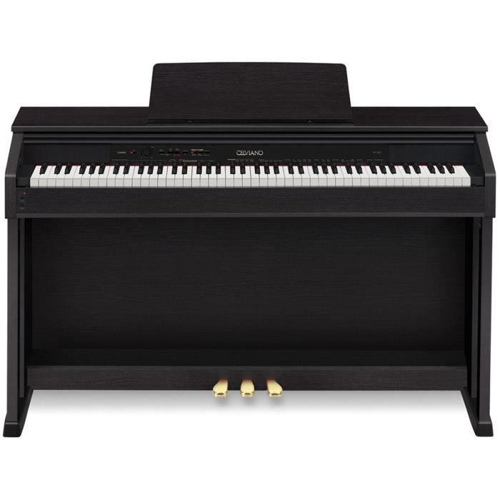 CASIO AP-460BK Piano 88 touches dynamiques