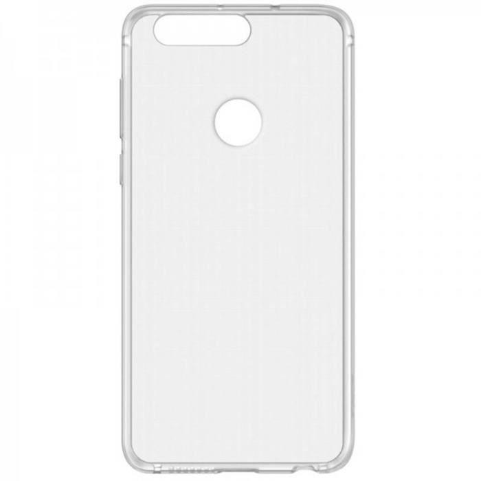 Coque d'Origine Huawei Honor 8 Ultra-transparente - Protection Souple