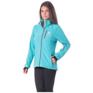 NORTHLAND Veste Polaire Softshell Bilbao Femme Turquoise