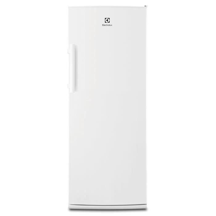ELECTROLUX ERF3315AOW - Réfrigérateur 1 porte - 314L - Froid brassé - A+ - L 60cm x H 155cm - Blanc