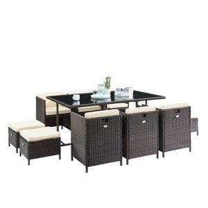 Ensemble tables et chaises TILOSMAR2