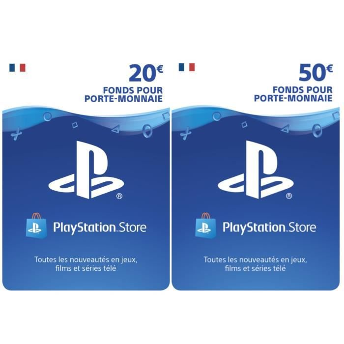 Playstation Network Live Card 70?