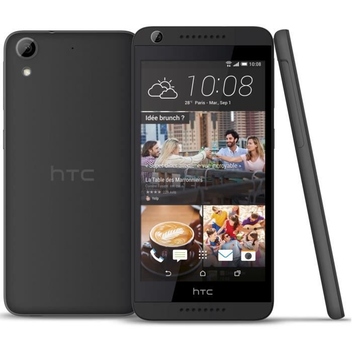 HTC Desire 626 Dark Gray