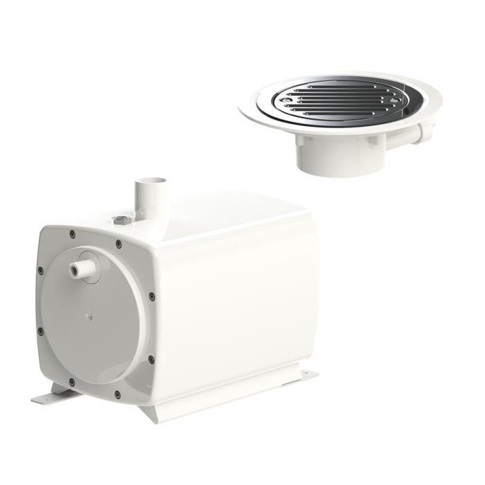 SFA Pompe de relevage Sanifloor 2 siphon