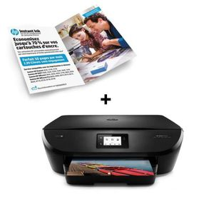 HP Imprimante ENVY 5545 + Forfait Instant Ink 50 pages