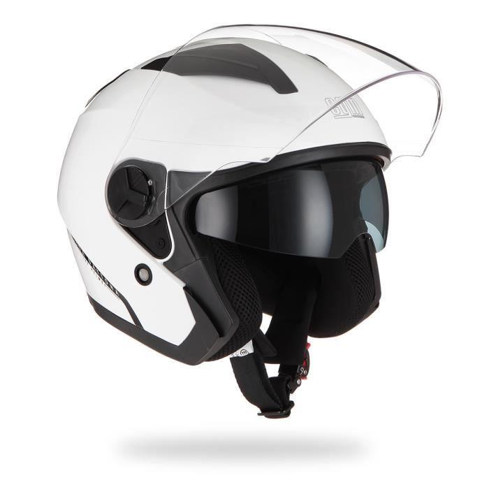 Equipement Pilotecasque Moto Scooterfi Cgm