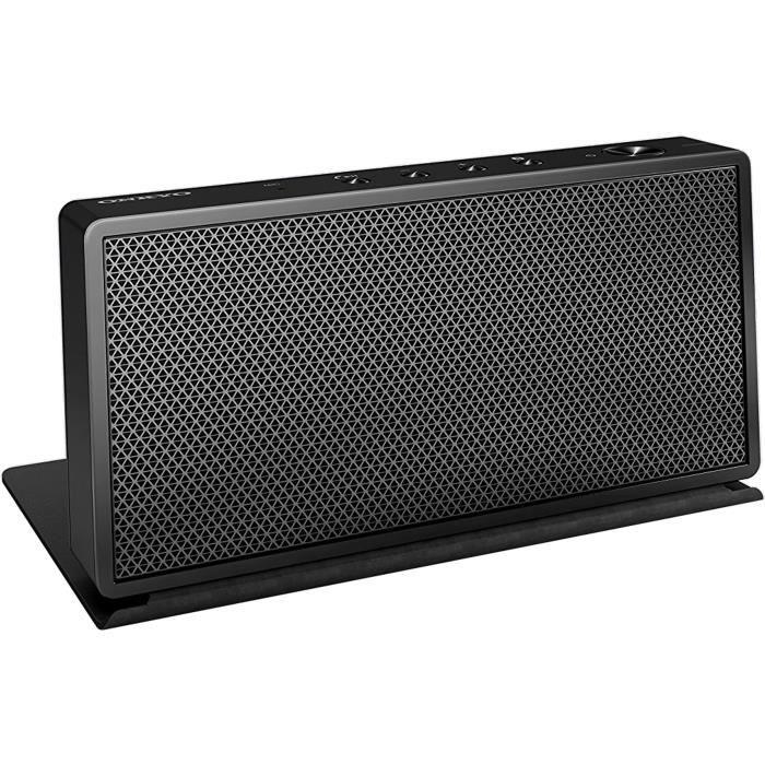 ONKYO OKAT3B/00 Enceinte portable - Bluetooth - 8h d'autonomie - Noire