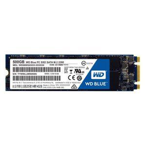 WD Blue? SSD 500 Go M.2 2280 WDS500G1B0B