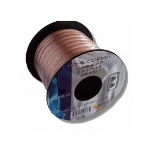 LINEAIRE CCL25B10 Câble pour enceinte Haute performance 2*2.5 mm? 10m