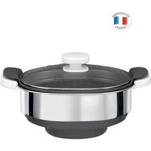 MOULINEX - Cuiseur vapeur cuisine companion - XF384B10