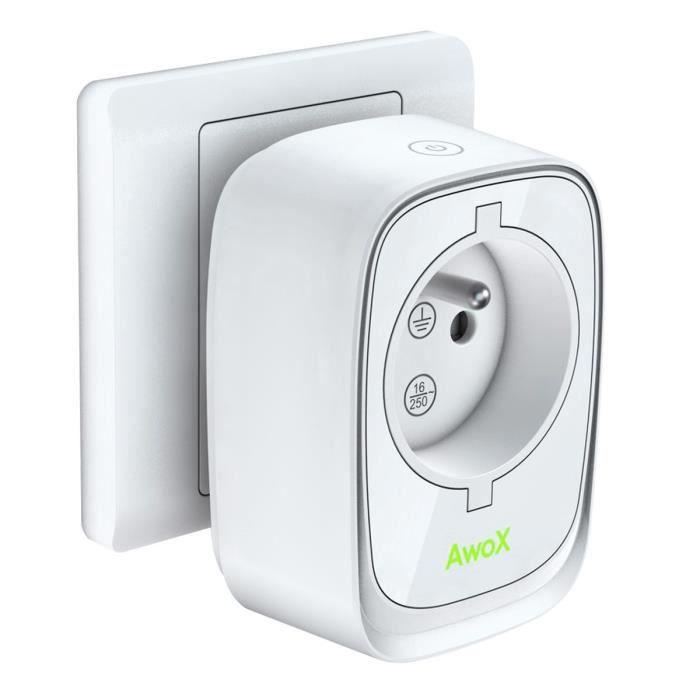 AWOX Prise connectée Bluetooth SmartPLUG