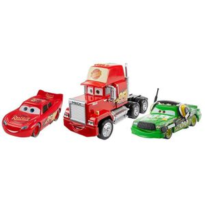 CARS 3 - Pack De 3 Véhicules Racing