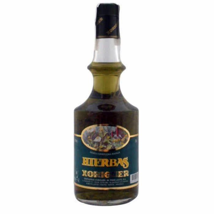 Liqueur Hierbas 70cl 25% - Origine Baléares - Les herbes aromatiques vertesde Minorque donnent à cette liqueur toute sa saveur. 25% 700mlLIQUEUR