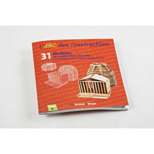 MECABOIS - ABC des Constructions - Tome 2