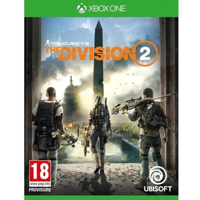 The Division 2 Jeu Xbox One