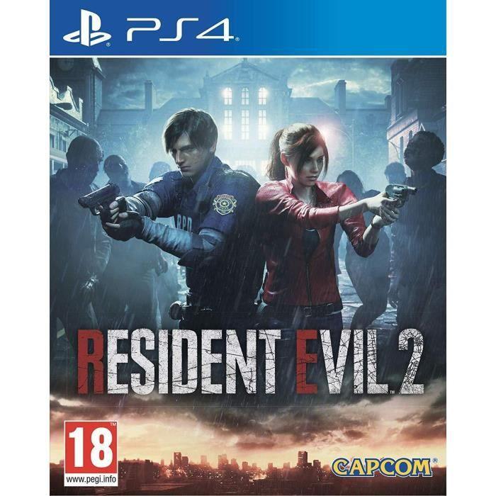 Resident Evil 2 Jeu PS4