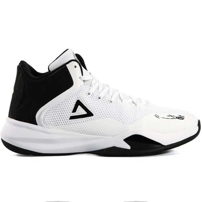 PEAK Chaussures de basketball TP Dominate - Homme - Blanc