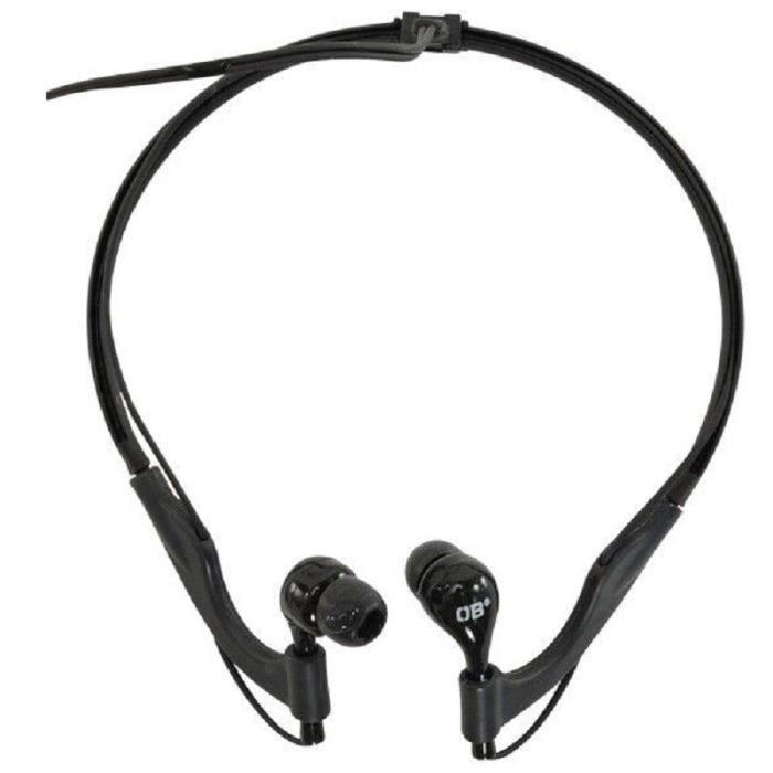 OVERBOARD Écouteurs Étanches - Noir