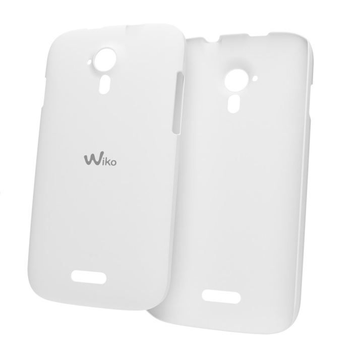 Coque Wiko CINK Five blanche