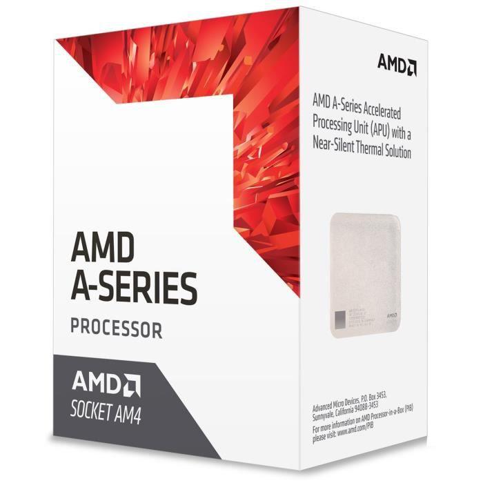 AMD A8 9600 chez CDiscount
