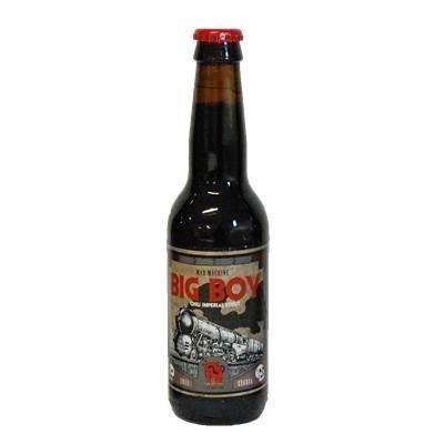 LA DEBAUCHE Bière Big Boy - 33 cl - 12 %