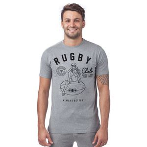 RUGBY DIVISION T-shirt Club Homme RGB