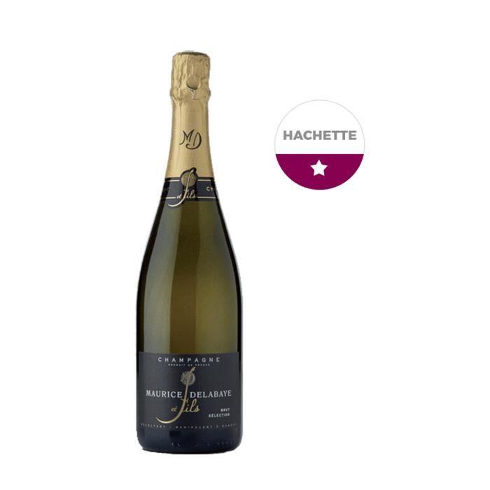 Maurice delabaye fils champagne brut 75 cl