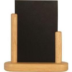 Chevalet de table, petit modèle A6, couleur black