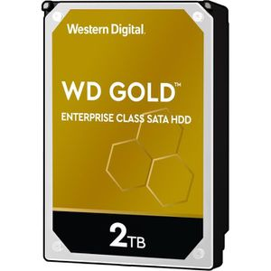 WD Disque dur interne Gold - 2To - 128Mo - 3.5