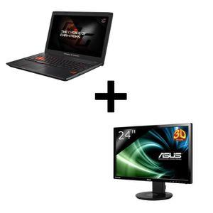 Pack ASUS ROG PC Gamer GL553VD-DM078T 15,6\
