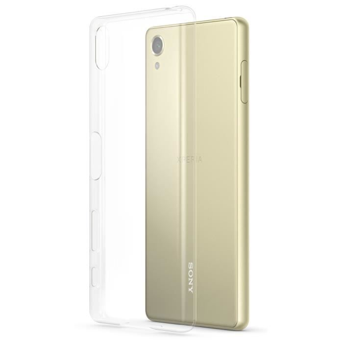Sony Style Cover Clear pour Xperia X