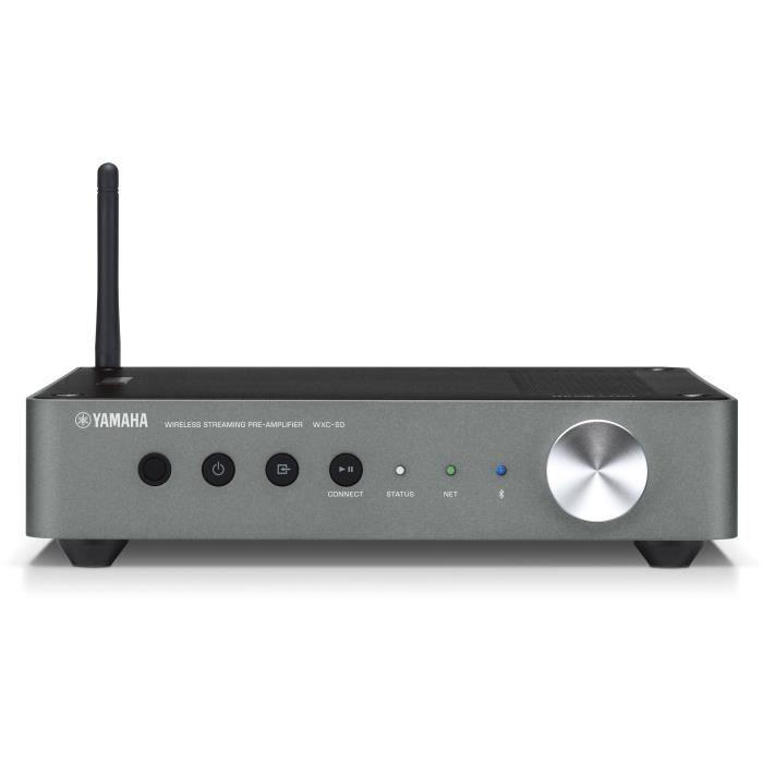 YAMAHA WXC-50 Passerelle MusicCast pré-amplifiée