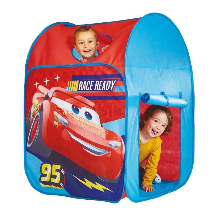 CARS Tente de Jeux Enfant