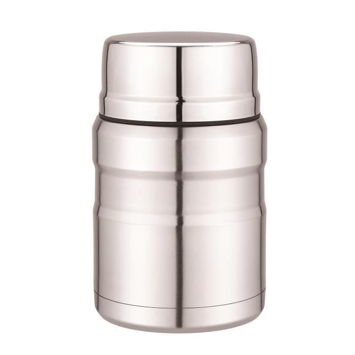 CAO CAMPING Lunch box isotherme - 0,75 L - Gris argenté