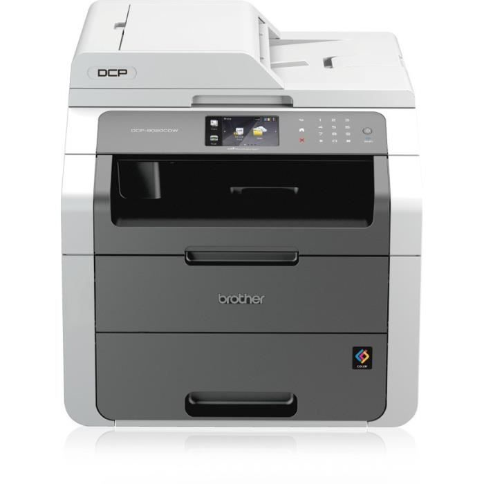 BROTHER Imprimante Multifonction 3-en-1 - Couleur - DCP-9020CDW