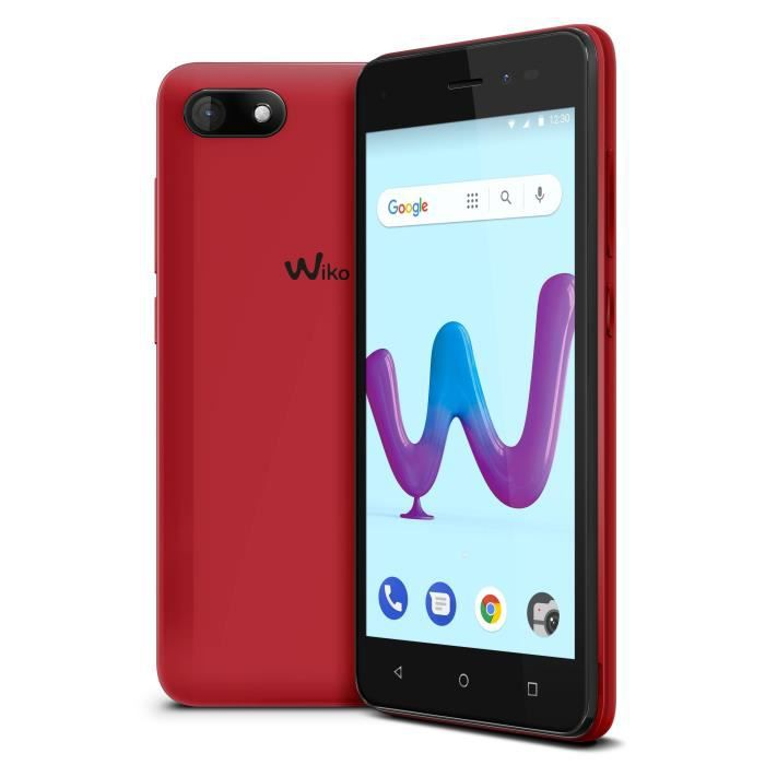 WIKO Sunny 3 Cherry Red 8 Go