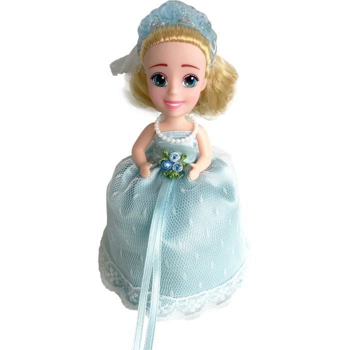 Cupcake Surprise Mariage Poupée parfumée Clarisse