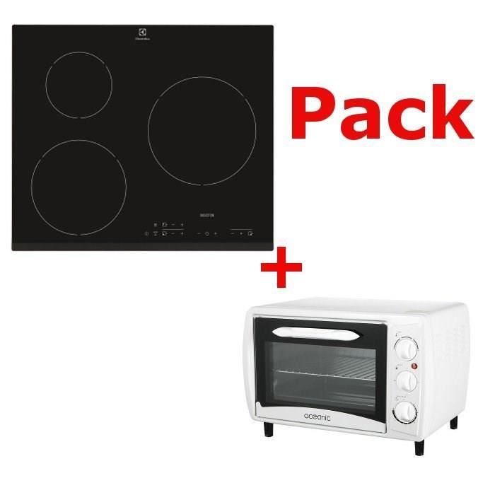 Pack Table induction + mini four
