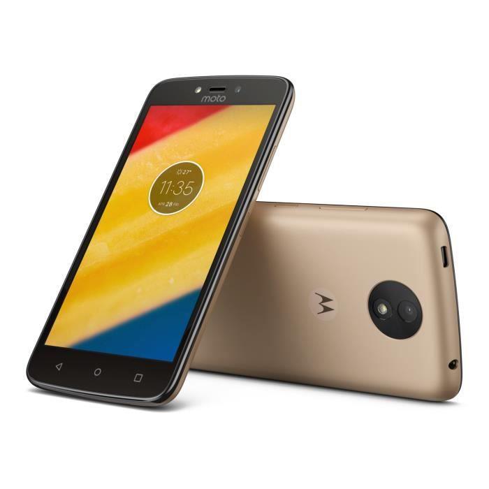 Motorola Moto C Plus Or