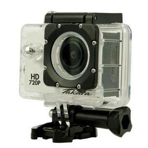 TAKARA CS6 Caméra Sport HD 720P - Ecran LCD 2?? - Etanche ? 30m