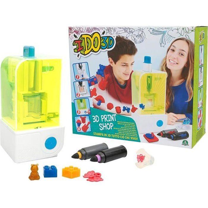 IDO3D Print Shop Imprimante 3D
