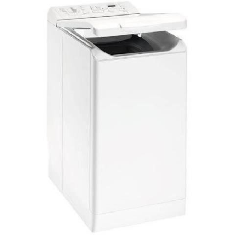CONTINENTAL EDISON CELLT126DD2 - Lave linge top - 6 kg - 1200 tours / min - A++