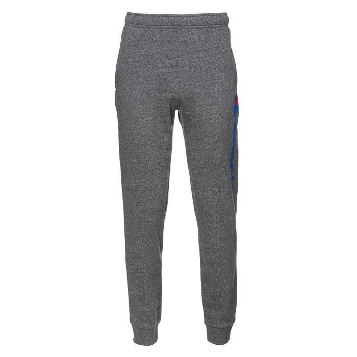 CHAMPION Pantalon - Homme - Gris fc