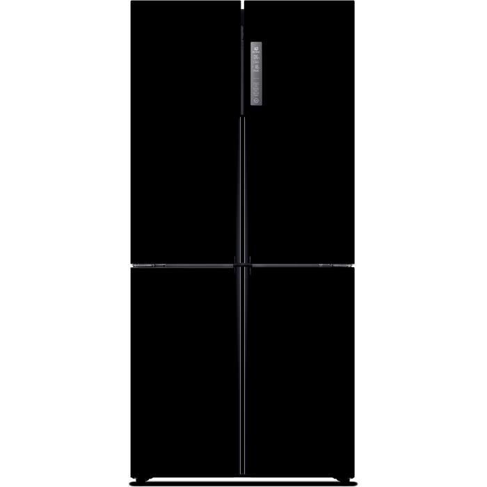 HAIER HTF-456DN6 - Réfrigérateur multi-portes - 456L (316+140) - Froid ventilé - A+ - L 83cm x H 180