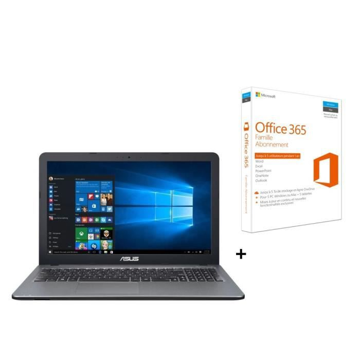 ASUS PC Portable F540LA-XX1077T - 15,6\